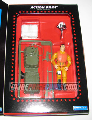 Action Pilot 1994 GI Joe Box Opened