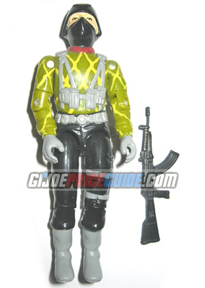 Cobra Python Trooper 1989