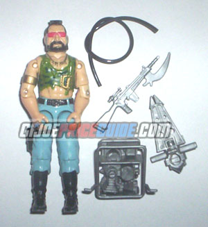 Dreadnok Ripper 1985