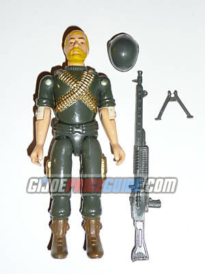 GI Joe Rock 'n Roll 1982 figure