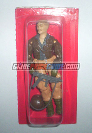 Rumbler 1987 R/C Crossfire Driver GI Joe Figure