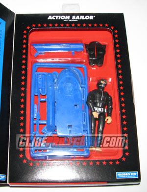 Action Sailor 1994 GI Joe Box Opened