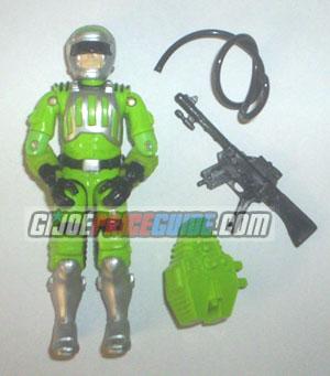 Sci-Fi GI Joe figure 1986