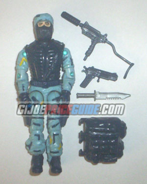 Shockwave 1988 GI Joe figure