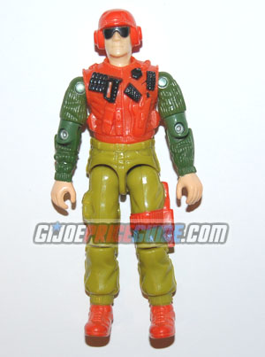 Skidmark 1988 GI Joe figure