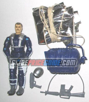 Sky Patrol Skydive 1990 GI Joe