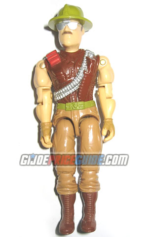 Sgt. Slaughter 1988 GI Joe figure