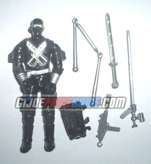 Snake Eyes 1989 GI Joe figure