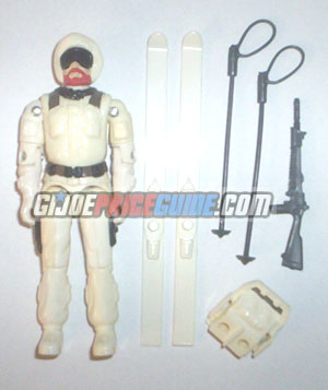 Snow Job 1983 GI Joe figure
