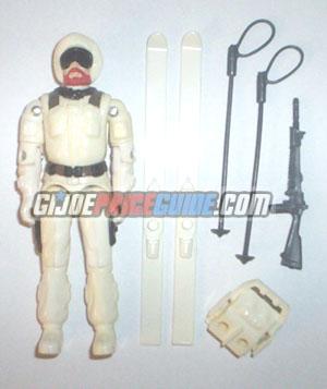 Snow Job 1983 GI Joe figure