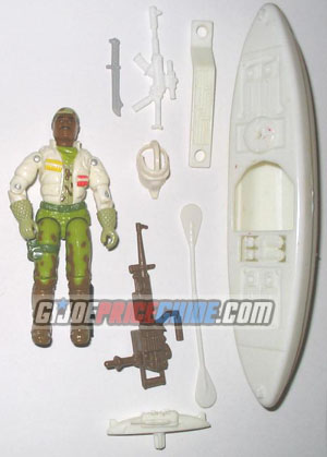 Stalker 1989 GI Joe figure