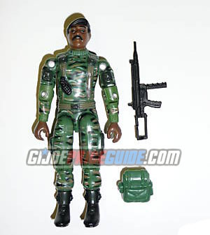 Stalker 1997 GI Joe Figure