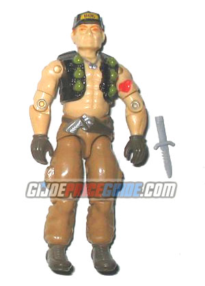 GI Joe Steam-Roller 1987