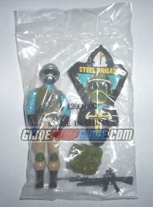 Steel Brigade 1987 GI Joe figure
