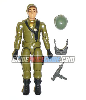 GI Joe Steeler 1982 figure