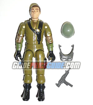 GI Joe Steeler 1983 figure