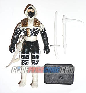 Storm Shadow 1992 Ninja Force figure