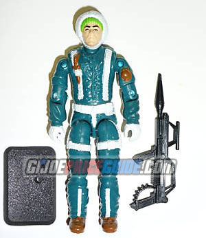 GI Joe Sub-Zero 1993 Arctic Commandos
