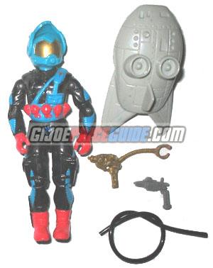 Cobra T.A.R.G.A.T. 1989 figure