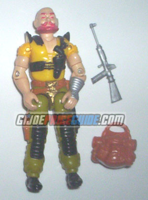 Taurus 1987 GI Joe figure