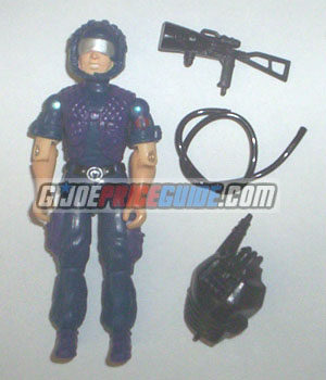 GI Joe Cobra Tele-viper figure 1985