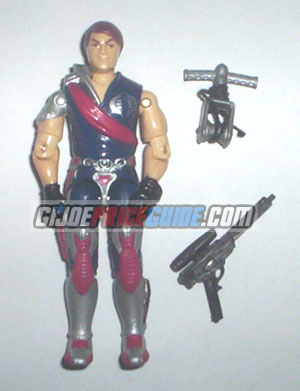GI Joe Cobra Tomax figure 1985