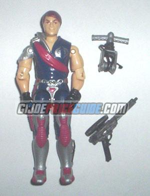 GI Joe Cobra Tomax figure 1985