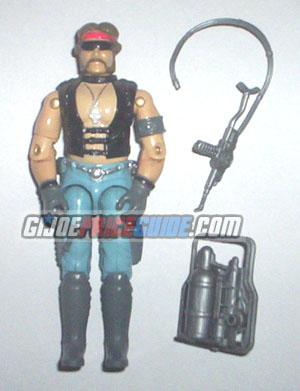 Dreadnok Torch 1985