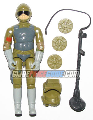 Tripwire 1983 GI Joe figure