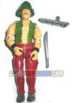 Wildcard 1988 GI Joe figure
