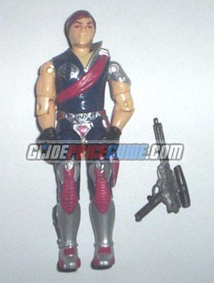 GI Joe Cobra Xamot figure 1985